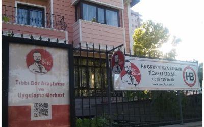Dr.Octa Tıbbî Bor Araştırma ve Uygulama Merkezi Ankara'da Açıldı
