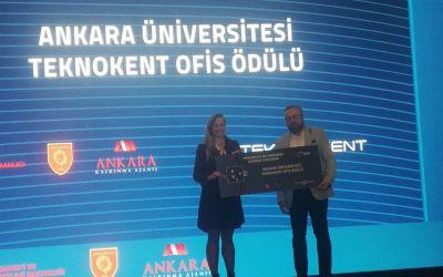 OKTABOR Projesine Ödül